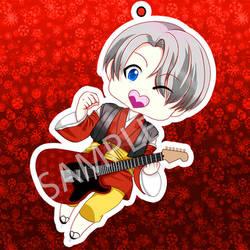 Viktor with Guitar