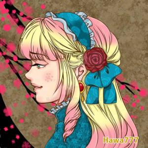 [Hawa777] A Lady Profile
