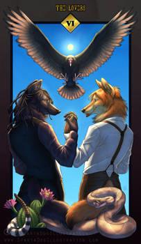 Tarot - Lovers