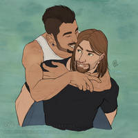 OC Meme: Matt and Derrek
