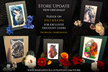 STORE UPDATE: New Originals Available!