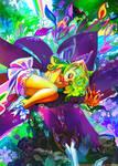 Sleep of the winner by iricolor