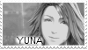 Yuna Stamp by RameliaHeartilly