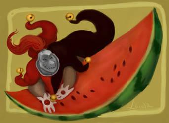 watermelon by AlfaLunar