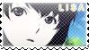 lisa stamp by syachisan