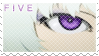 five stamp by kanoshin
