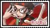 Ruby Pokespe ORAS Stamp by syachisan