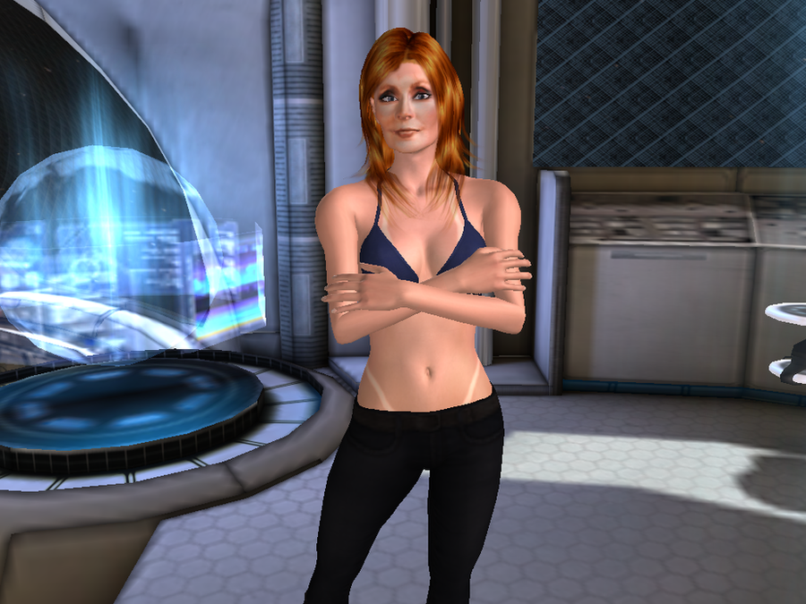 Important and Star trek naked babes