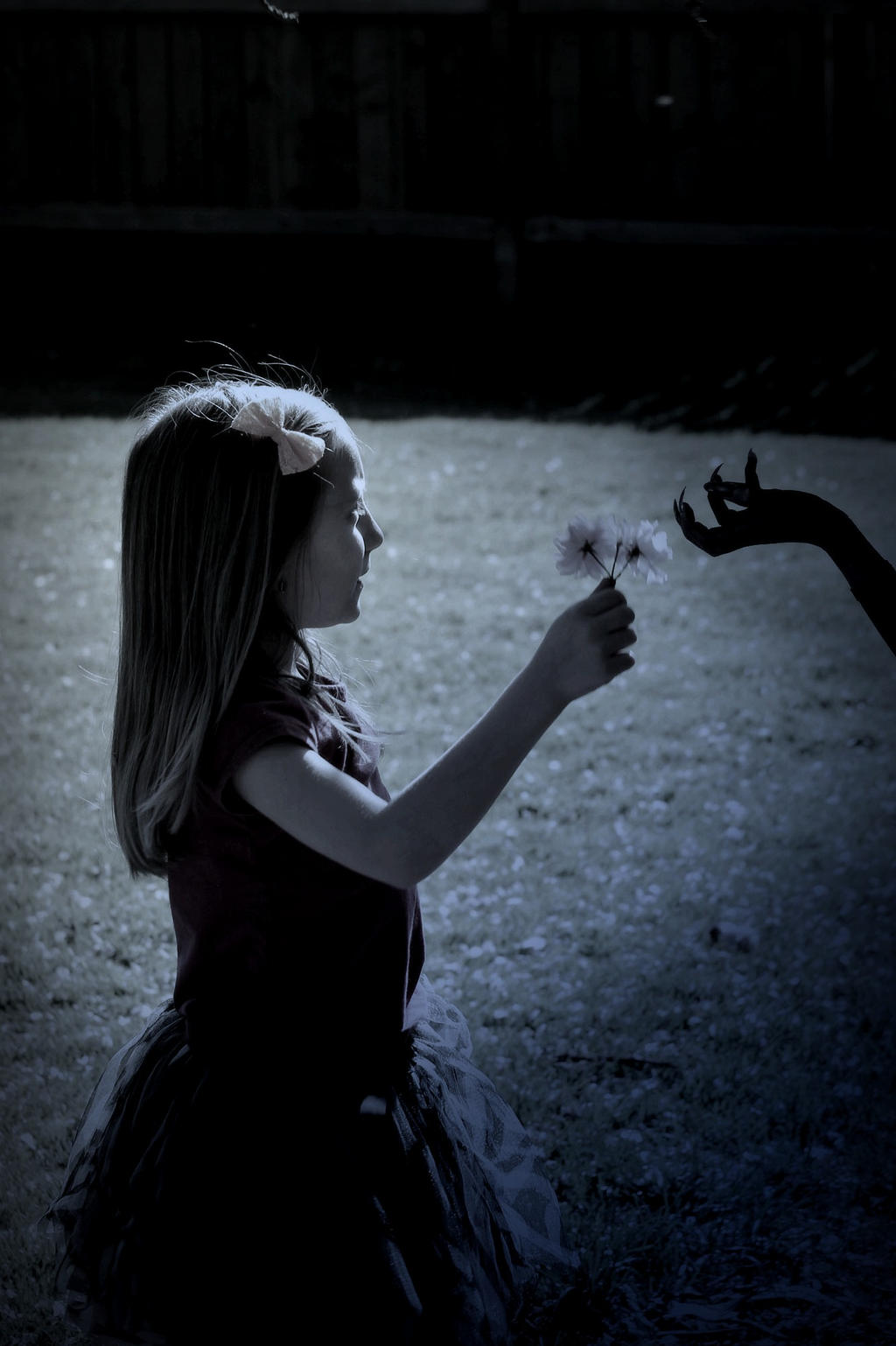 imaginary friend. by evilriverr