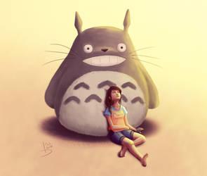 My own Totoro