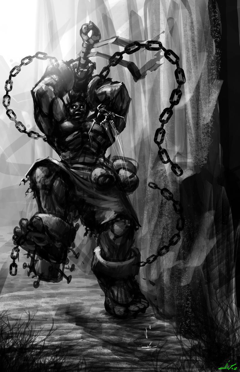 Alacrity vs Berserker Giant by dinmoney