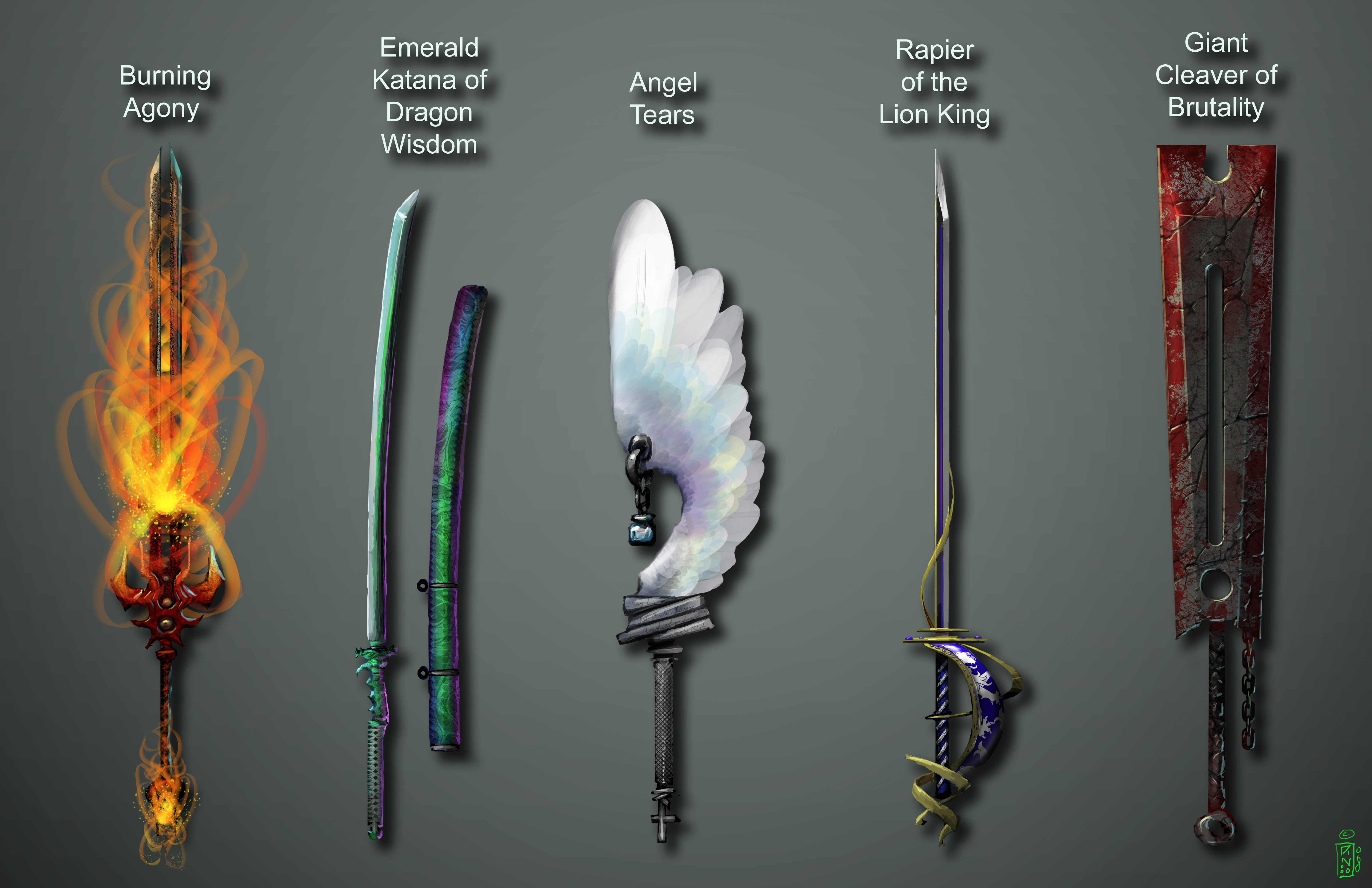 Weapons, Fantasy weapons and Fantasy on Pinterest