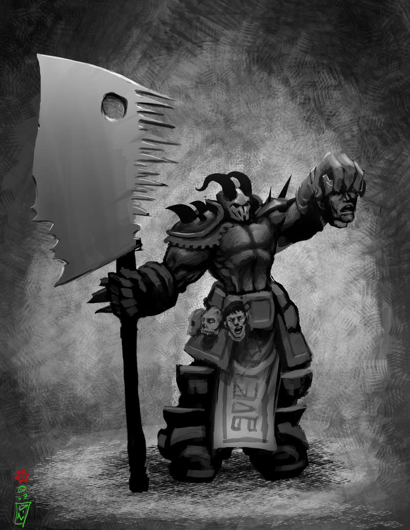 chaos warlord part 1 by dinmoney