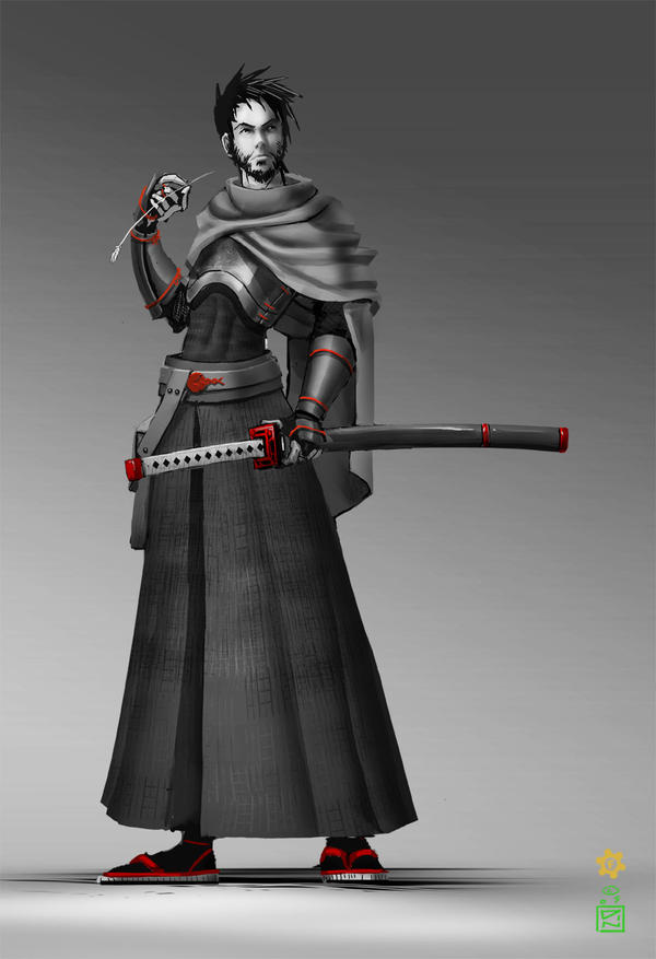 Musashi by dinmoney
