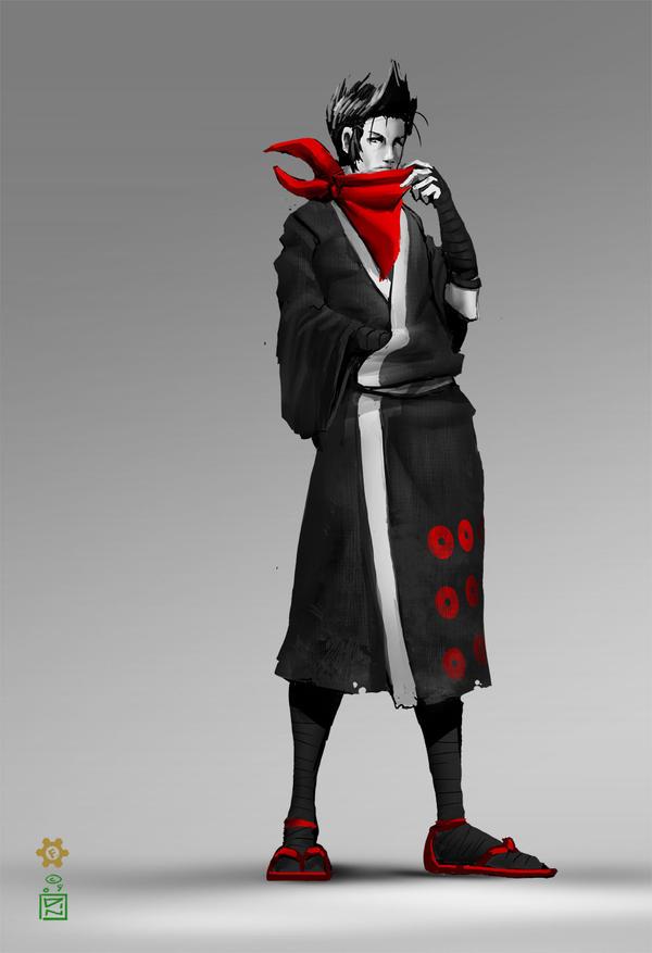 Toshiro by dinmoney