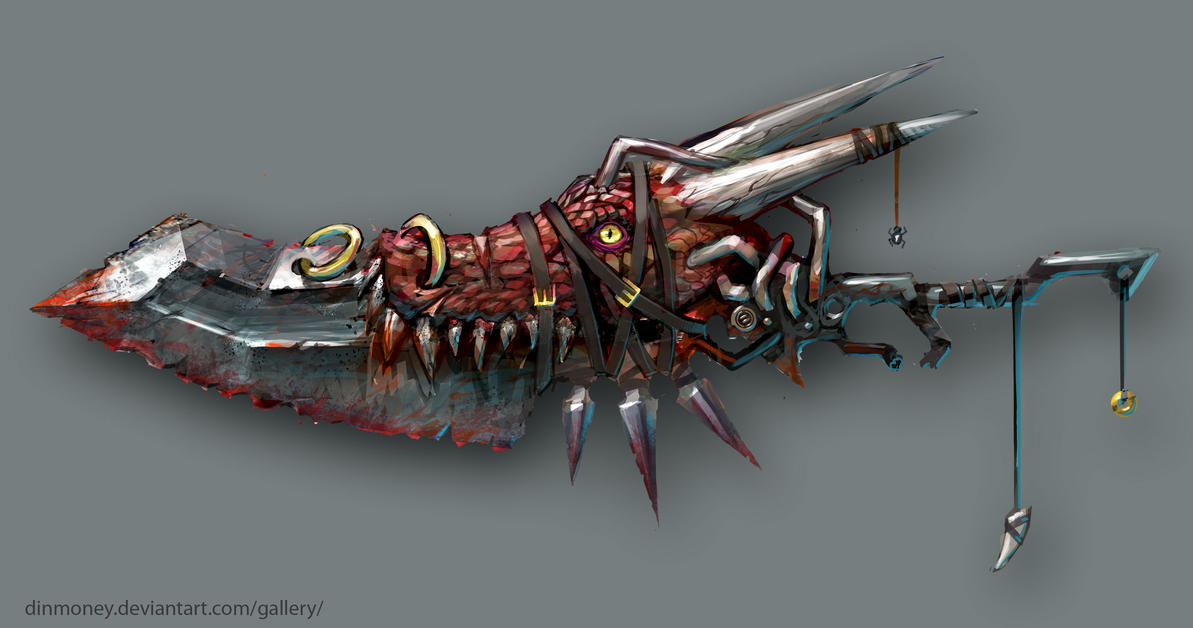Thread  Vindi greatsword  coolGreatsword Monster Hunter