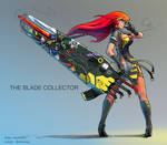 the Blade Collector