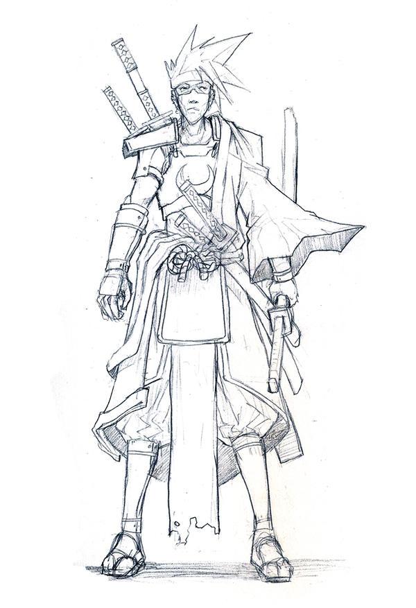 genji - level 3 lines by dinmoney