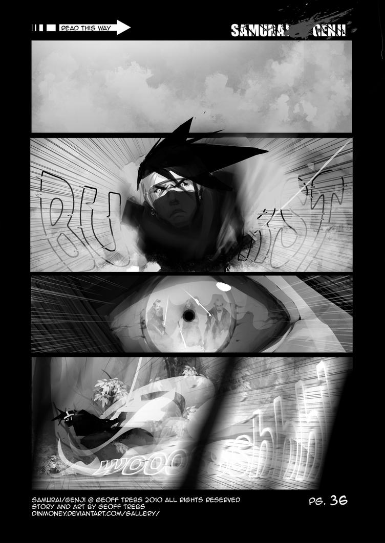 samurai genji pg.36 by dinmoney