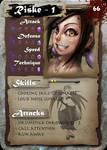 SamGen card - 'Riske lvl 1' by dinmoney