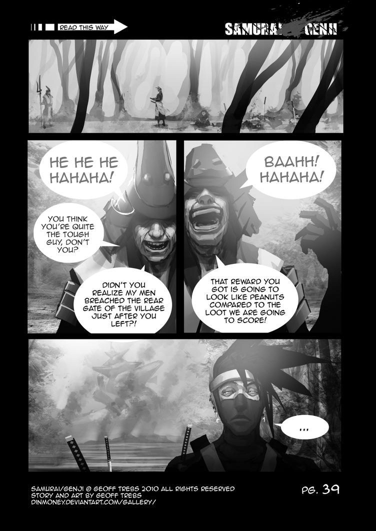 samurai genji pg.39 by dinmoney