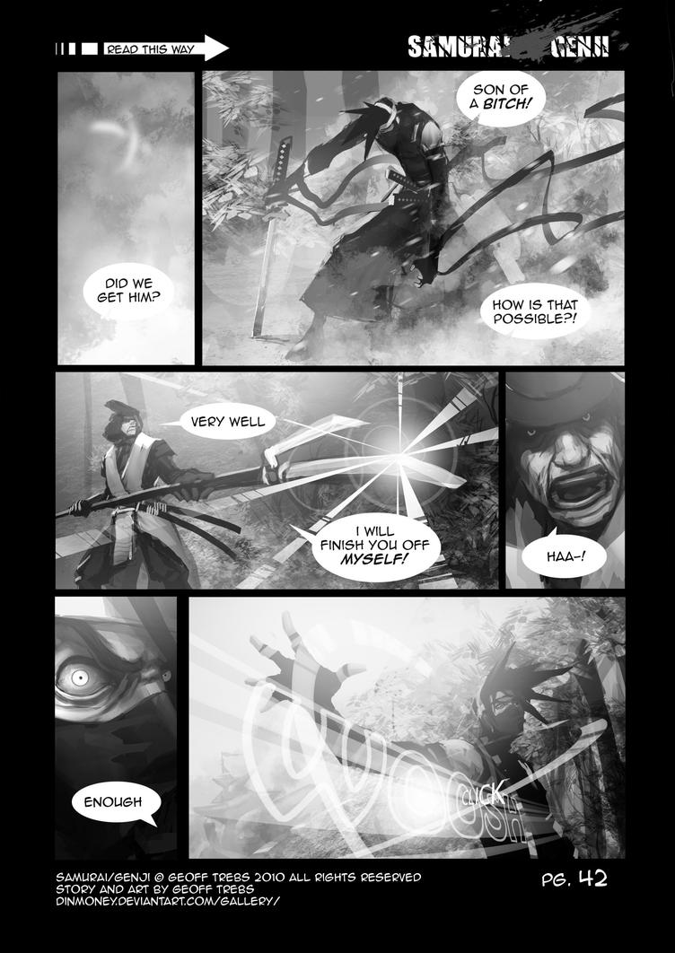 samurai genji pg.42 by dinmoney