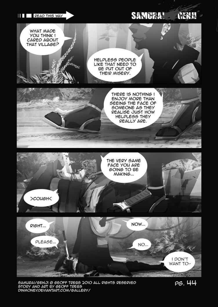 samurai genji pg.44 by dinmoney