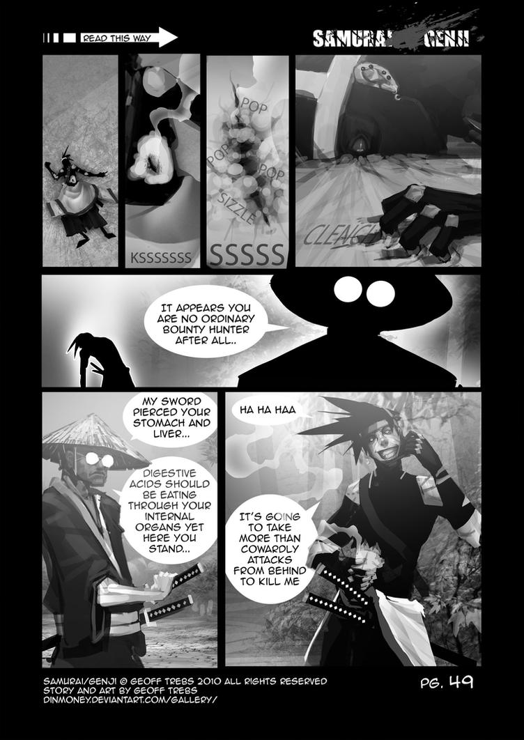 samurai genji pg.49 by dinmoney