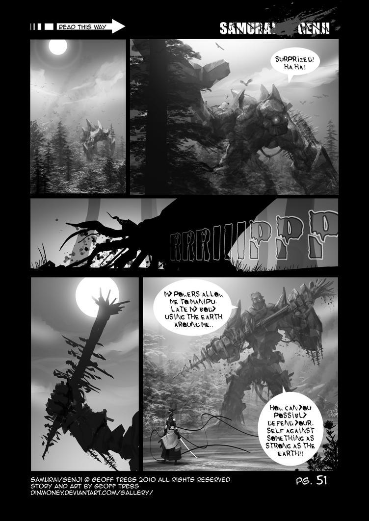 samurai genji pg.51 by dinmoney