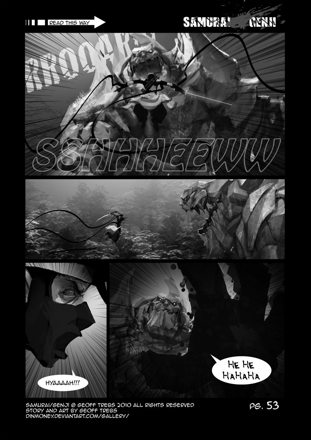 samurai genji pg.53 by dinmoney