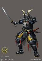 Ashigaru - Daimyo by dinmoney