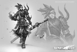 Genji - level 4