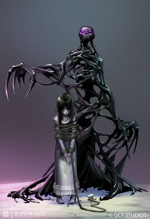 Shadow Girl by dinmoney