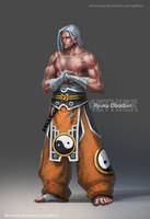 Aethier - Ryuku by dinmoney