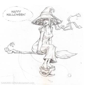 Penelope Halloween