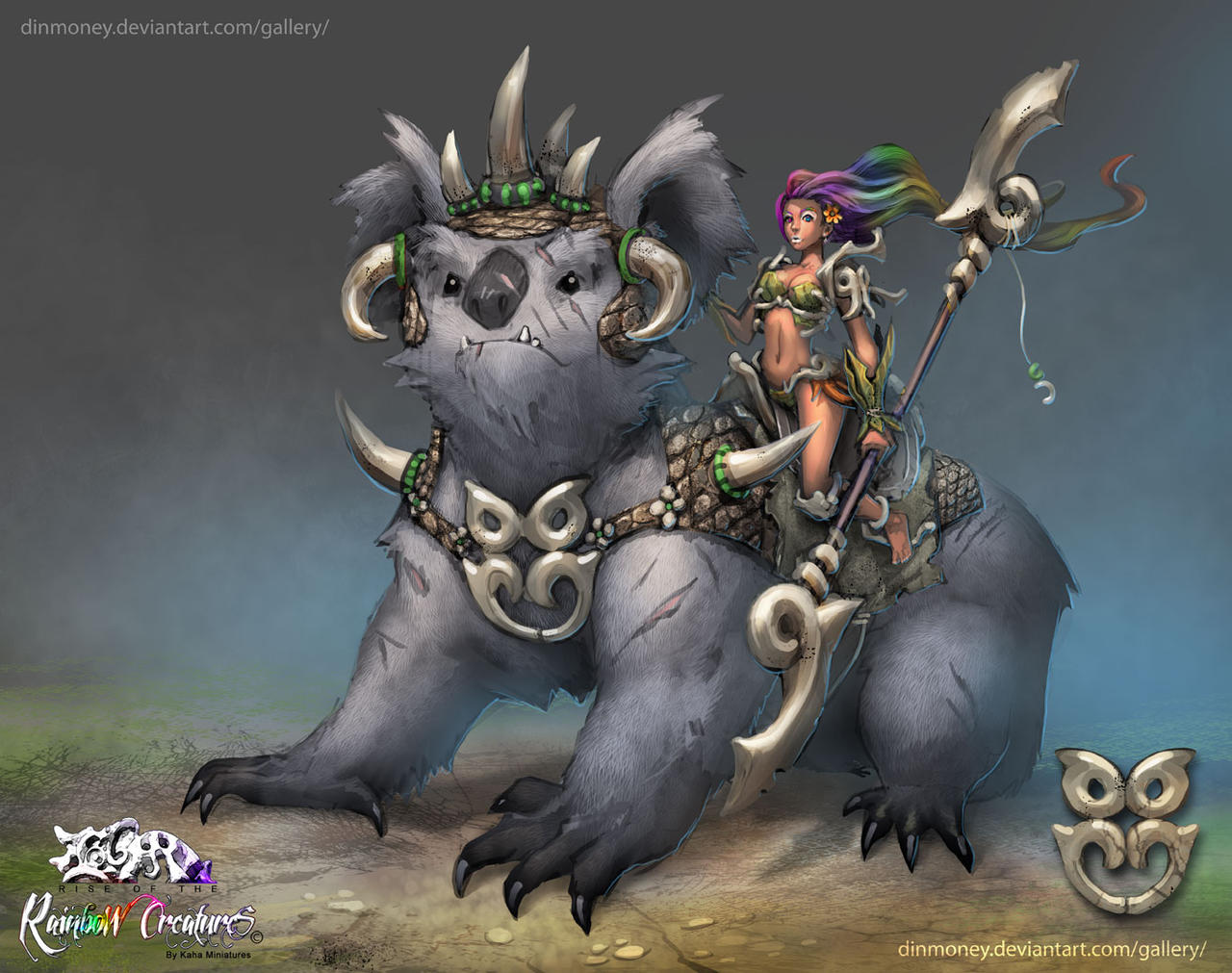 http://fc04.deviantart.net/fs71/i/2011/329/c/e/rotrc___woonona_riding_dharuk_gula_by_dinmoney-d4h83d6.jpg
