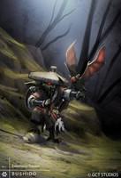 BUSHIDO - Tracker by dinmoney