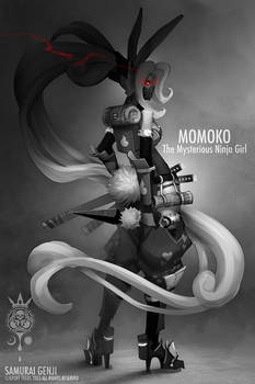 SamGen - Momoko