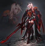 Corrupted Angel Armor