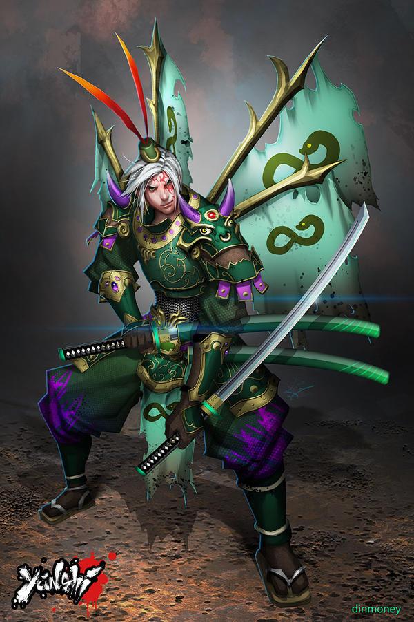 Yanshi: Xian by dinmoney