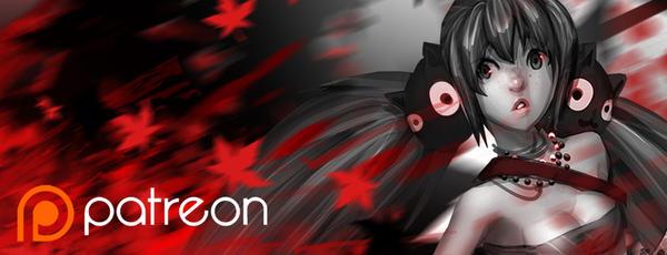 SamGen Patreon Banner by dinmoney
