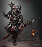 Genji v.4 by dinmoney