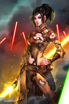 Star Wars Bastila Shan
