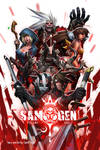 Samurai Genji Vol.1 by dinmoney