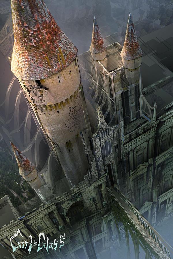 Girl in Glass: Castle