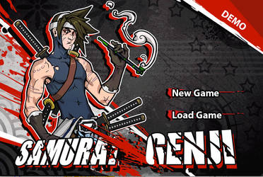 SamGen Visual Novel demo by dinmoney