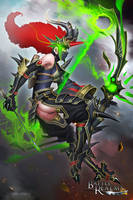 BRL: Dragon Archer