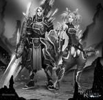 BRL: NetherSpark Heroes by dinmoney