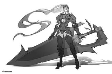 Lisa - sketch