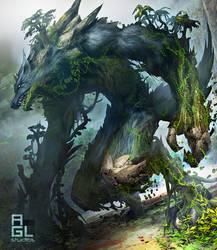 Wolf Kaiju